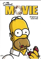 The Simpsons Movie - Norwegian Movie Cover (xs thumbnail)