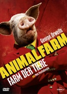 Animal Farm - German DVD movie cover (xs thumbnail)