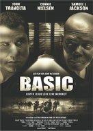 Basic - German Movie Poster (xs thumbnail)