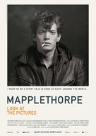 Mapplethorpe: Look at the Pictures - German Movie Poster (xs thumbnail)