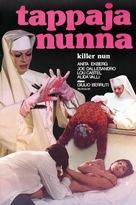 Suor Omicidi - Finnish Movie Poster (xs thumbnail)
