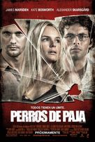 Straw Dogs - Argentinian Movie Poster (xs thumbnail)
