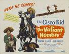 The Valiant Hombre - Movie Poster (xs thumbnail)