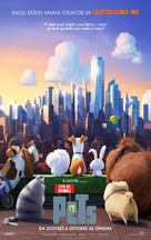 The Secret Life of Pets - Italian Movie Poster (xs thumbnail)