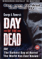 Day of the Dead - British DVD movie cover (xs thumbnail)