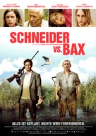 Schneider vs. Bax - German Movie Poster (xs thumbnail)