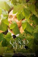 A Good Year - Movie Poster (xs thumbnail)
