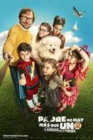 Padre no hay más que uno 2 - Spanish Movie Poster (xs thumbnail)