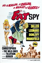 The Fat Spy - Movie Poster (xs thumbnail)