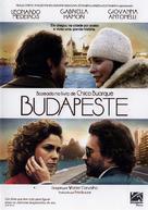 Budapest - Brazilian Movie Cover (xs thumbnail)
