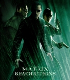 The Matrix Revolutions - Movie Cover (xs thumbnail)