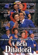 Take Me Out to the Ball Game - Brazilian Movie Cover (xs thumbnail)