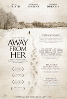 Away from Her - Canadian Movie Poster (xs thumbnail)