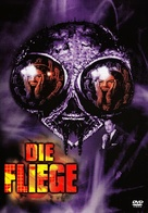 The Fly - German DVD movie cover (xs thumbnail)