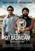 Due Date - Turkish Movie Poster (xs thumbnail)