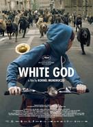 Fehér isten - Hungarian Movie Poster (xs thumbnail)