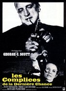 The Last Run - French Movie Poster (xs thumbnail)