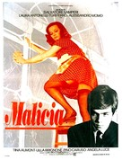 Malizia - French Movie Poster (xs thumbnail)