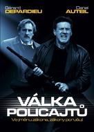 36 Quai des Orfèvres - Czech DVD cover (xs thumbnail)