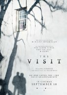 The Visit - New Zealand Movie Poster (xs thumbnail)