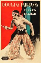 The Thief of Bagdad - Swedish Movie Poster (xs thumbnail)