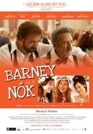 Barney's Version - Hungarian Movie Poster (xs thumbnail)