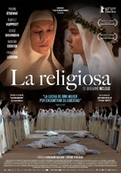 La religieuse - Spanish Movie Poster (xs thumbnail)