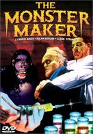 The Monster Maker - DVD cover (xs thumbnail)