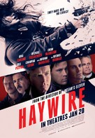 Haywire - Movie Poster (xs thumbnail)