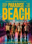 Paradise beach - French Movie Poster (xs thumbnail)