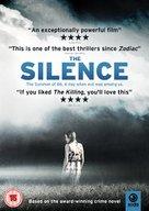Das letzte Schweigen - British DVD cover (xs thumbnail)