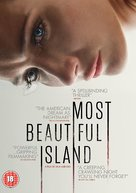 Most Beautiful Island - British DVD movie cover (xs thumbnail)
