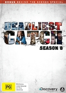 """Deadliest Catch"" - Australian DVD movie cover (xs thumbnail)"