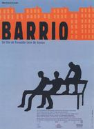 Barrio - French Movie Poster (xs thumbnail)
