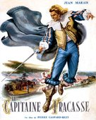 Le capitaine Fracasse - French Movie Poster (xs thumbnail)