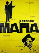 Je vous salue, mafia! - French Movie Poster (xs thumbnail)