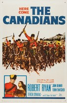 The Canadians - Movie Poster (xs thumbnail)
