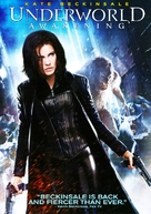 Underworld: Awakening - DVD cover (xs thumbnail)