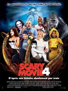 Scary Movie 4 - French Movie Poster (xs thumbnail)