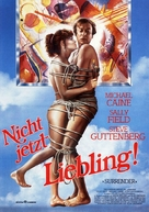 Surrender - German Movie Poster (xs thumbnail)