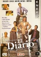 The Paper - Argentinian DVD movie cover (xs thumbnail)