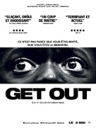 Get Out - French Movie Poster (xs thumbnail)