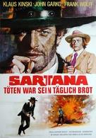 Sono Sartana, il vostro becchino - German Movie Poster (xs thumbnail)