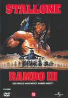 Rambo III - Dutch Movie Cover (xs thumbnail)