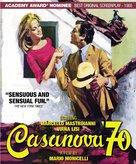 Casanova '70 - Blu-Ray movie cover (xs thumbnail)