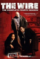 """""""The Wire"""" - DVD cover (xs thumbnail)"""