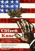 Citizen Kane - German Movie Poster (xs thumbnail)