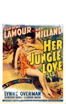 Her Jungle Love - Movie Poster (xs thumbnail)