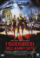 I guerrieri dell'anno 2072 - Italian DVD cover (xs thumbnail)