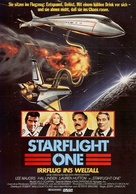 Starflight: The Plane That Couldn't Land - German Movie Poster (xs thumbnail)